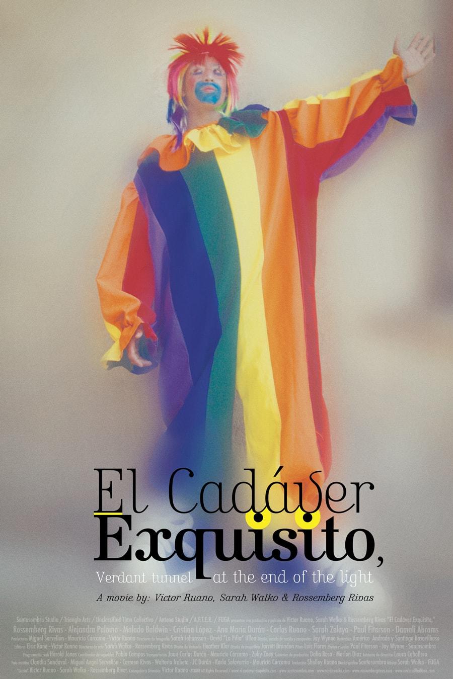 El Cadáver Exquisito, Victor Ruano, Santasombra, El Salvador