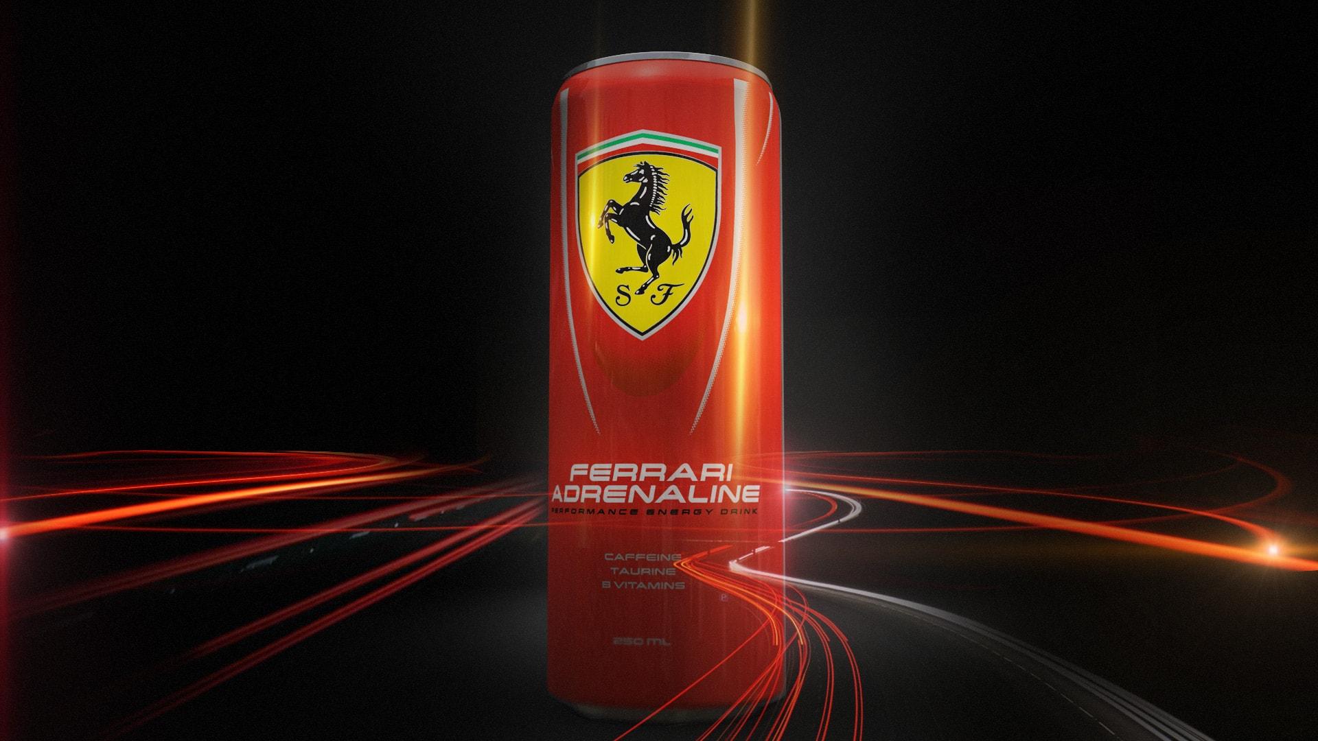 Ferrari Adrenaline-details-suspect-santasombra-victor-ruano
