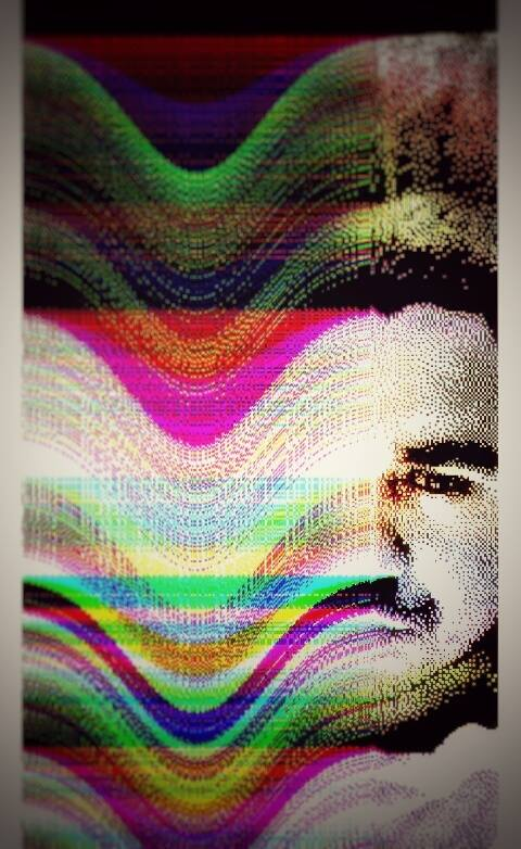 self portraits santasombra victor ruano