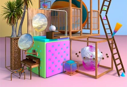 La casa kitsch
